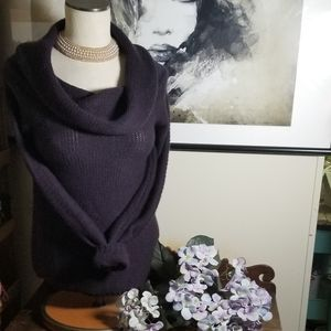 Freshman 1996 brand knitted cowl neck sweater